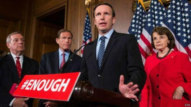 美国参议院否决严格控枪提案