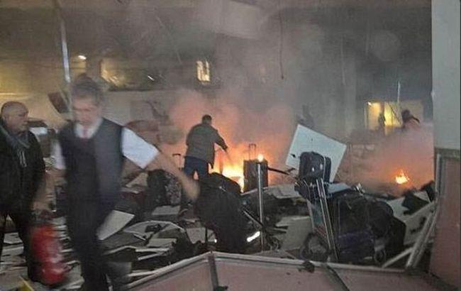 机场大爆炸  70余中国游客安全撤离
