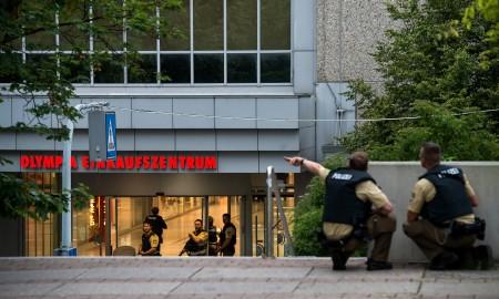为慕尼黑枪案策划1年 18岁枪手随机杀人