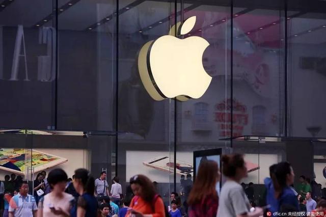苹果刚公布财务报告,iPhone销量超出预期