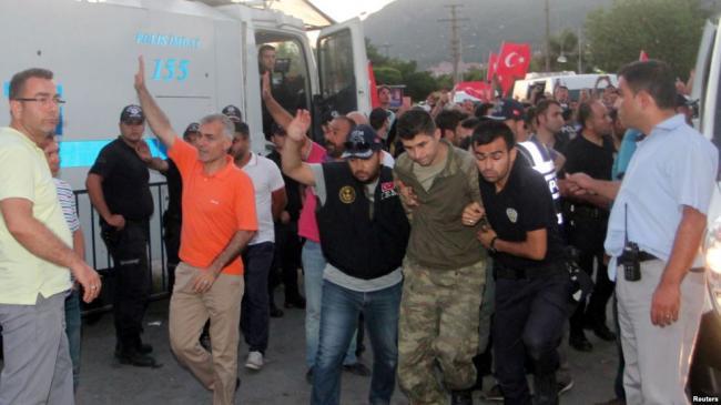 未遂政变导致土耳其与美国关系紧张