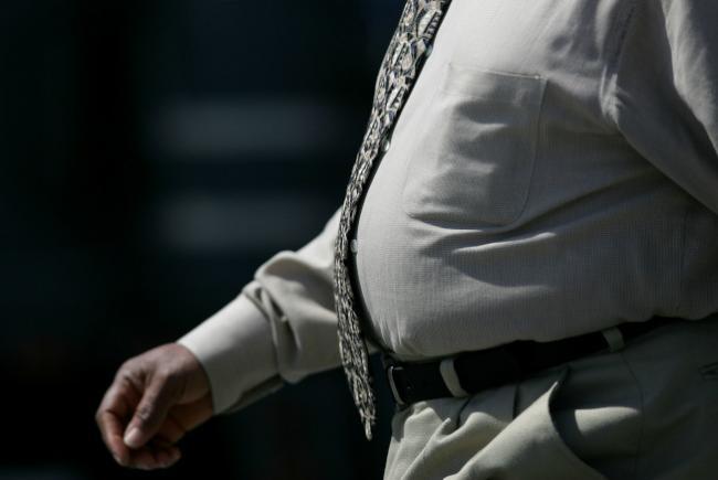 美国人越来越胖  健康普遍走下坡