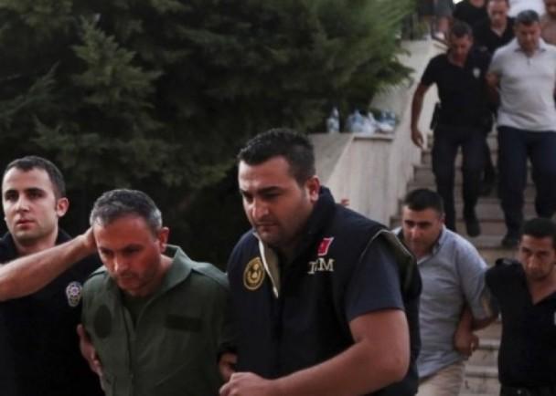 土耳其政变:2驻希军官逃1驻美军官失踪