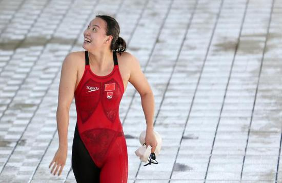 洪荒少女傅园慧的红与黑:我是运动员 不是段子手