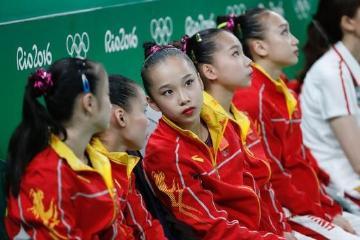 中国女子体操终于输给看脸的世界