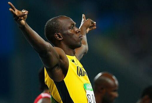 博尔特200米金牌   奥运3连冠个人第8金