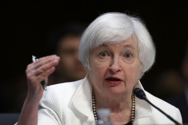 耶伦:美经济表现接近目标 升息概率大