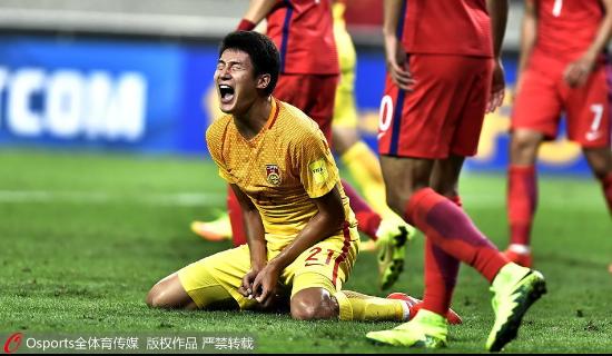 FIFA:中国疯狂反击吓坏对手