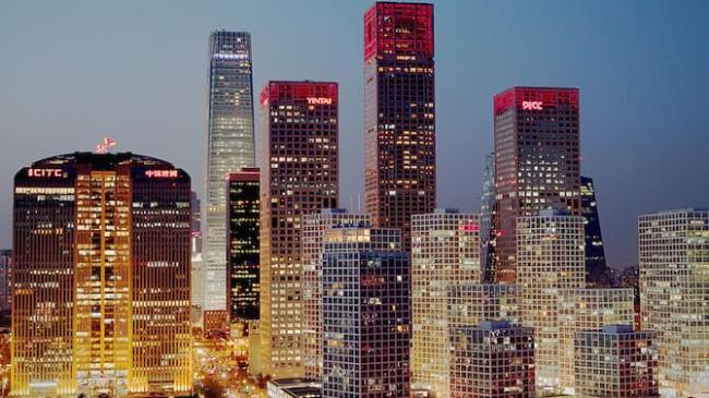 中国大城市的美丽与哀愁