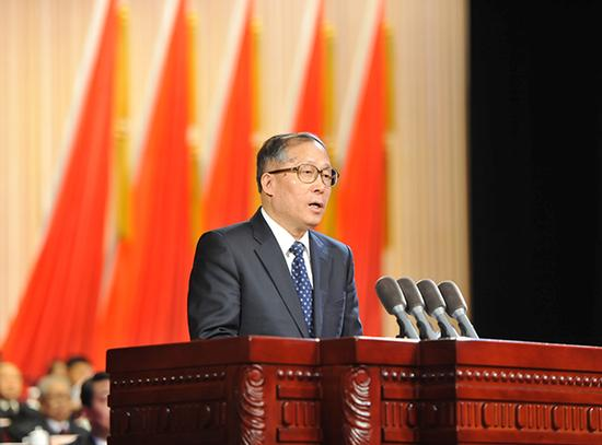 """天津党政""""一把手""""到位  看望老同志"""