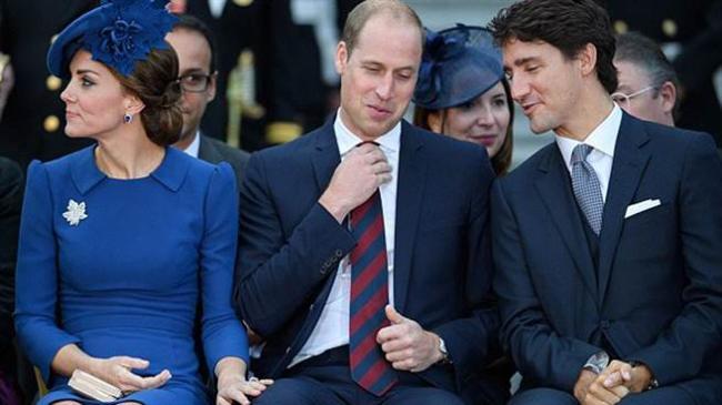 威廉和凯特感情好吗? 看照片就能知道