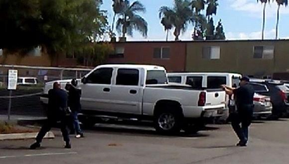余波未平 又一个黑人被美警察开枪打死