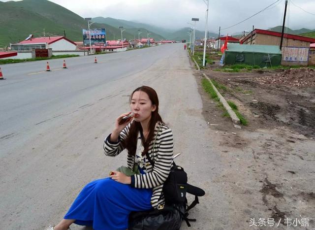 为什么穷游西藏只有女的  没有男的