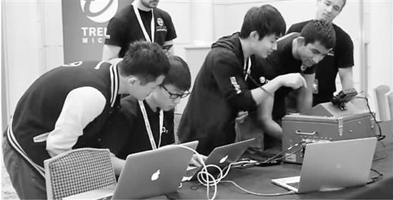 中国学生夺冠顶级黑客赛 10秒攻谷歌手机