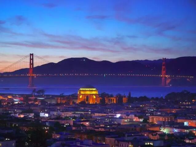 听说,旧金山最贵的一套房子刚刚卖出去了