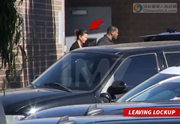 洛杉矶机场偷警探耳机 前美国小姐美女主播被捕