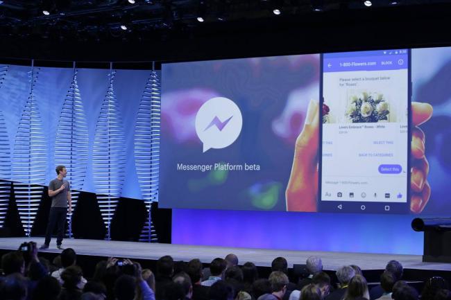 Facebook掀起聊天机器人开发热潮