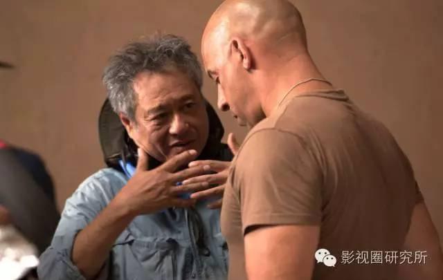 万万没想到  李安导演还是段子手哇