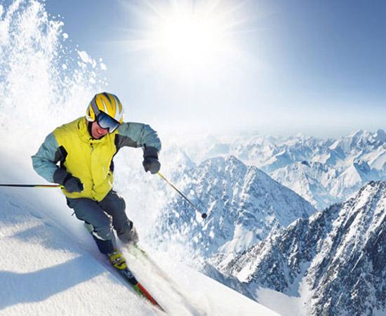 一生必去的九大滑雪场 你去过几个?
