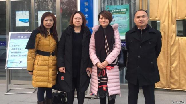 北京律师准备人大竞选活动被强带派出所