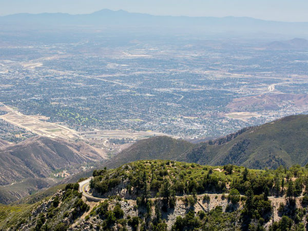 21. Riverside-San Bernardino, California