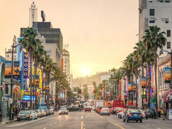 16. Los Angeles