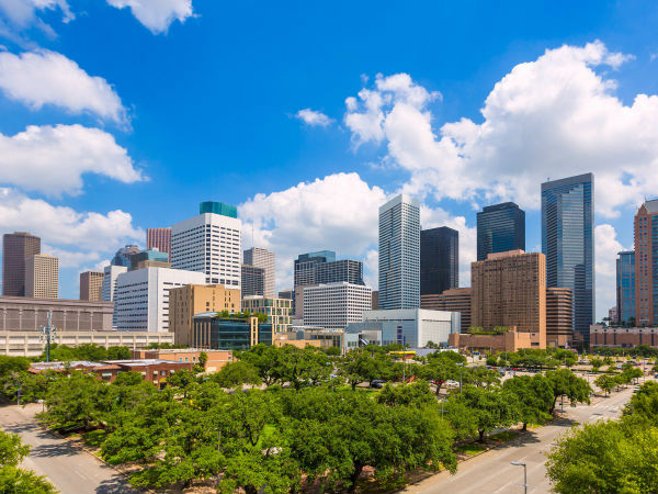 17. Houston