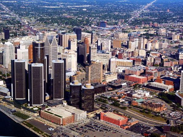 5. Detroit