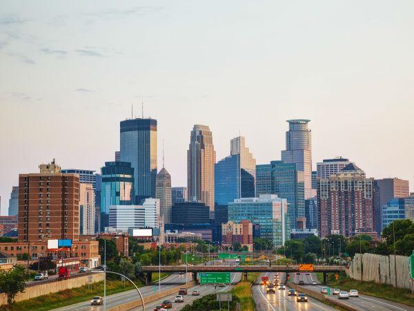 2. Minneapolis
