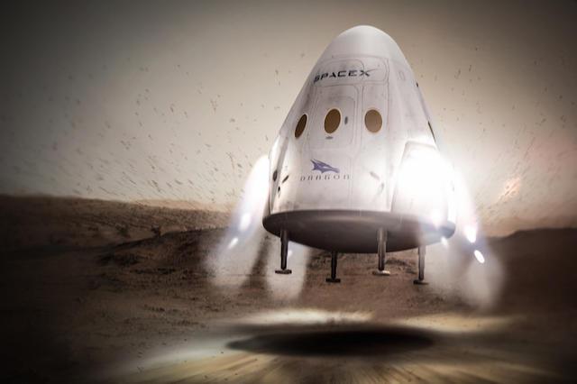 中国载人航天的未来  是飞向火星还是…