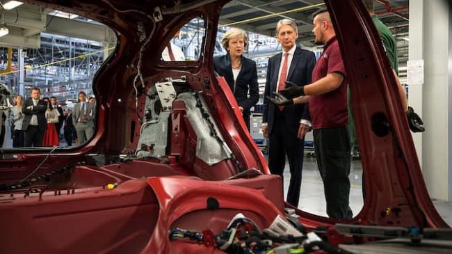 英国拟将公司税率降至G20中最低水平