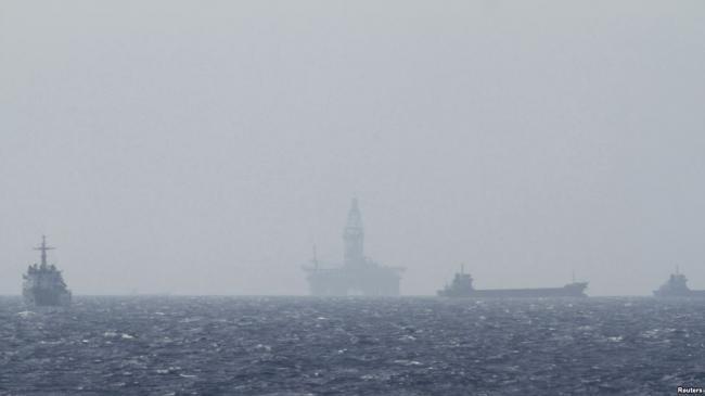 在南海争议中 石油勘探成为主权标志