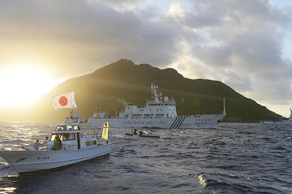 日本已发现中国海警弱点   美国网站曝光