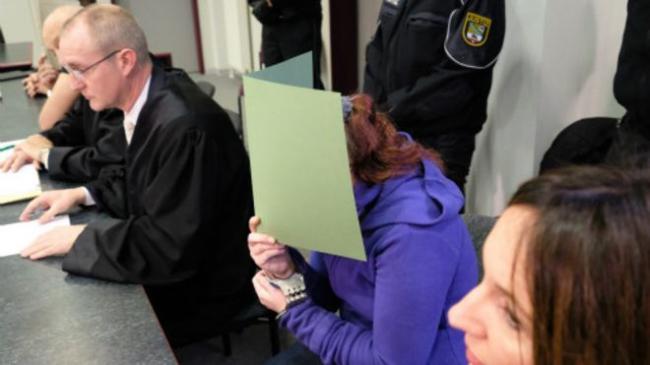 涉嫌奸杀中国女生 德国情侣出庭受审