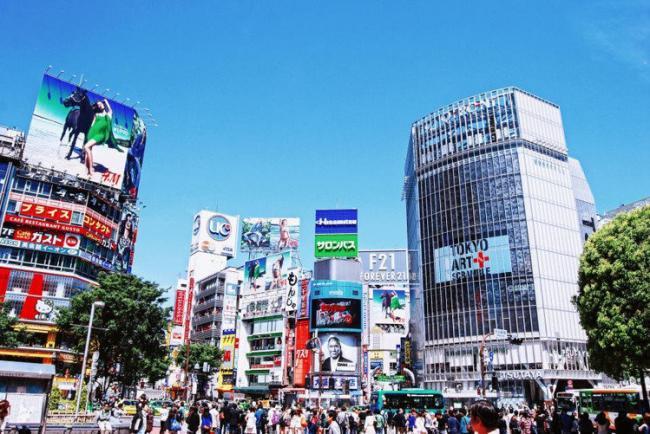 日本街头中 一眼认出大陆人的4个理由