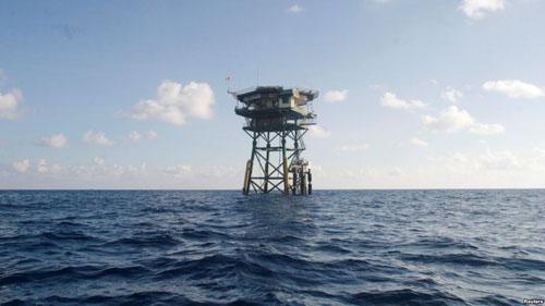 美媒:越南已在中南海27岛完成填海造地