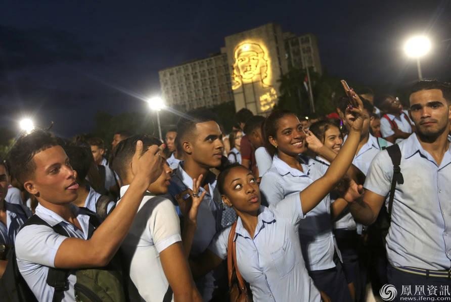 李源潮在古巴追悼 还去了哪些外国首脑