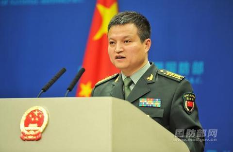 越南在南海27座岛礁填海 中国军方发声