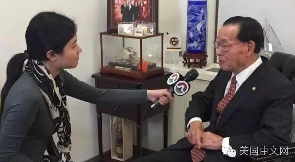 赵小兰父亲赵锡成:她做不了总统 莫排华