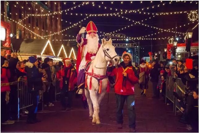 圣诞集市攻略:如果你刚好在加国过圣诞