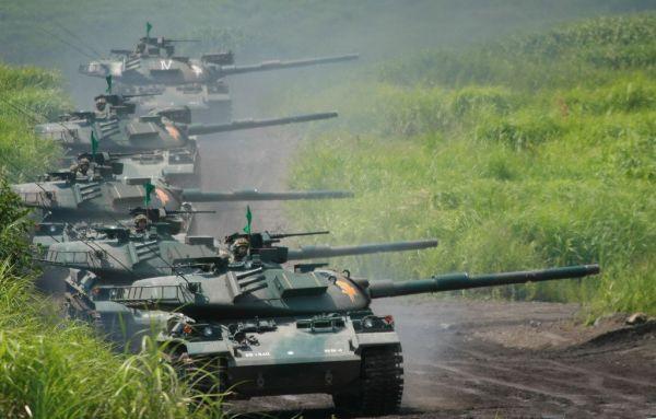 磨刀霍霍 日本全方位加大抗衡中国力度