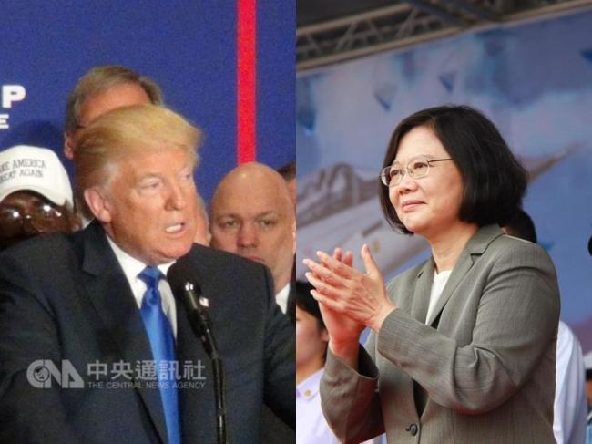 川普强势打台湾牌    经过深思熟虑