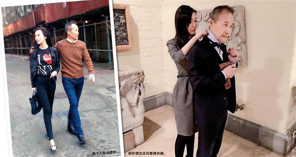 万科总裁王石为什么会爱上田朴�B,看到这些就懂了