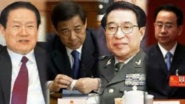 北京挑明了:周薄徐令妄图攫取党的权力