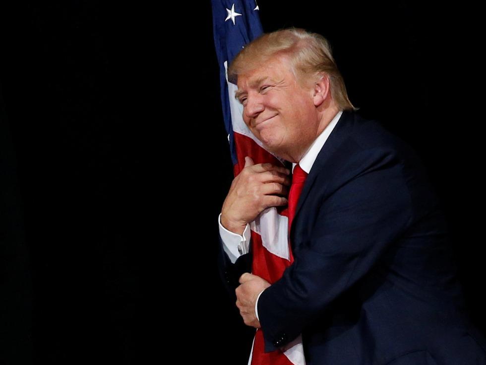 美选举人团投票在即 反川普者还在等奇迹
