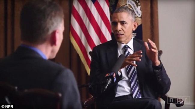 奥巴马谈希拉里败选:她忽视了美国农乡