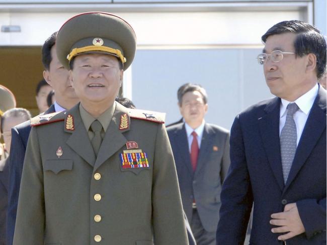 前中国驻朝大使突去职 涉美女富商马晓红?