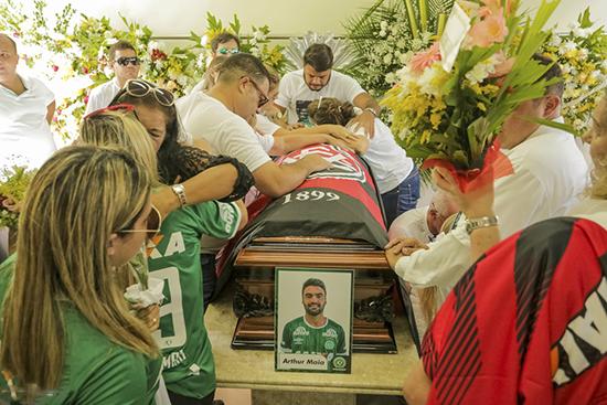 巴西空难结论:责任人将被判过失杀人罪