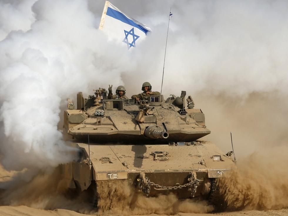 暂停与12国关系 以色列与世界为敌的底气
