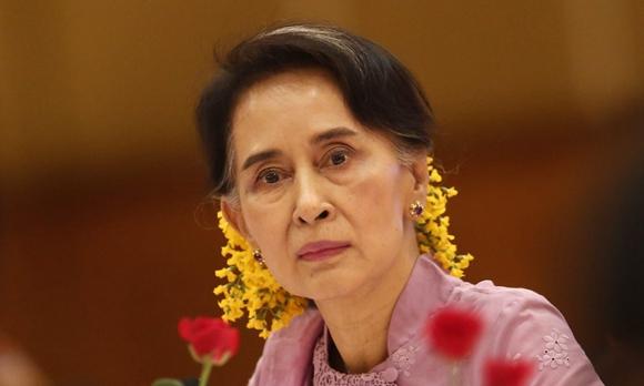 诺贝尔和平奖得主批评昂山素季种族屠杀